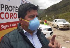 Gobernador Maciste Díaz rechaza que exista un negociado