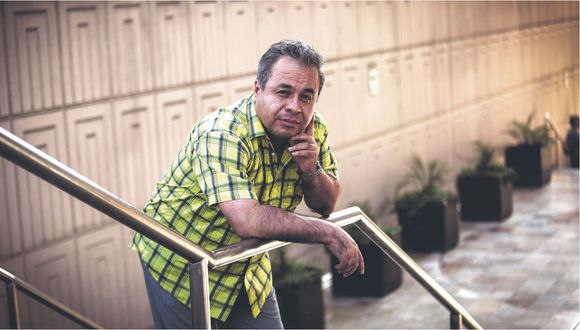 Lizardo Cruzado. Foto: Anthony Niño de Guzmán