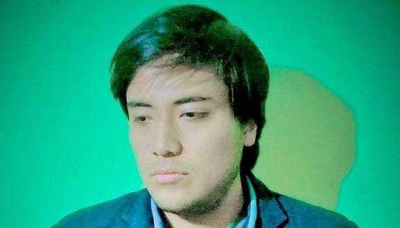 Alonso Paucardi Munguía de 23 años es el ganador del concurso El Poeta Joven del Perú. Es admirador de José Santos Chocano y Manuel Scorza. La premiación tendrá lugar el martes 19 de enero de 2021. (Foto: El Poeta Joven del Perú)