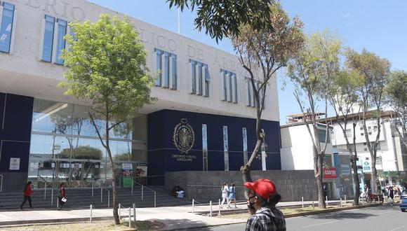 Fiscalía devolverá expedientes incautados a la Municipalidad de Arequipa