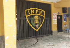 Intentan ingresar chips de celular al penal de Huancavelica