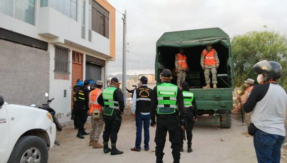Alcaldes de Camaná piden presencia de más policías