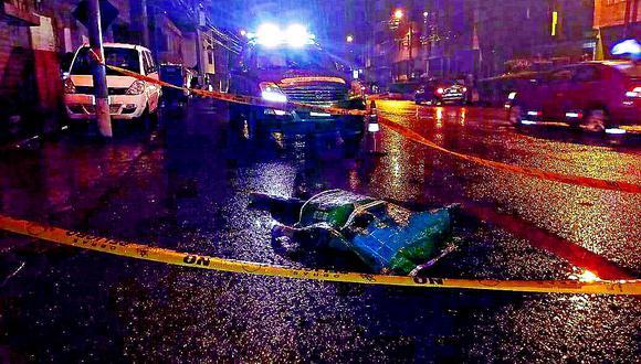 Devoto de la Mamita Candelaria muere atropellado en Puno