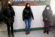 Allanan prostíbulo que funcionaba pese a pandemia de la COVID-19 en Cusco
