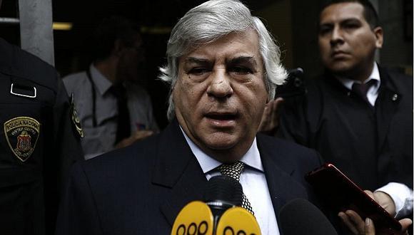Fernando Olivera anuncia plancha presidencial para comicios del 2021