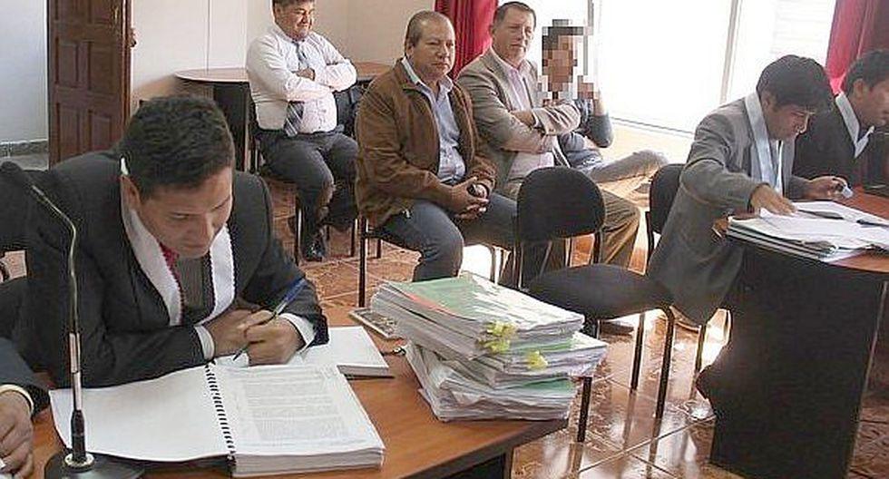 Fiscalía pide 10 años de cárcel para exgobernador regional de Apurímac