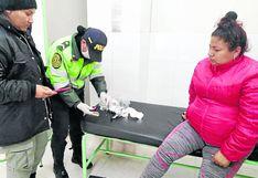 Oculta celular en partes íntimas y la detienen cuando ingresaba a penal de Cochamarca