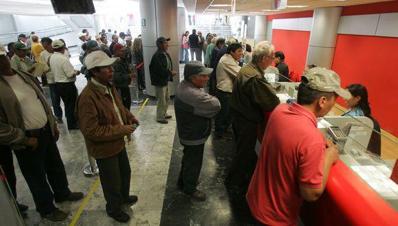 La Comisión de Reforma Integral del Sistema Previsional Peruano del Congreso aprobó la creación del Organismo Público de Pensiones para la administración del sistema de pensiones. (Foto: GEC)