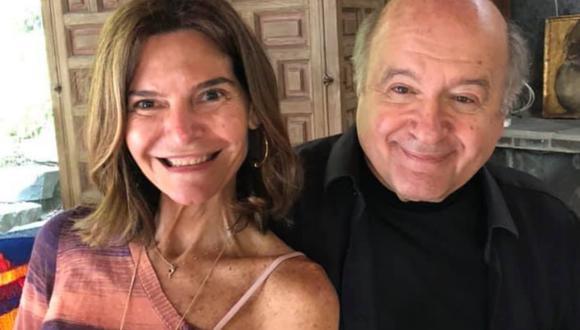 Carla Olivieri (52) es la pareja del candidato presidencial por Avanza País, Hernando de Soto, con quien lleva más de 9 años de relación tras conocerlo por motivos laborales el 2005.