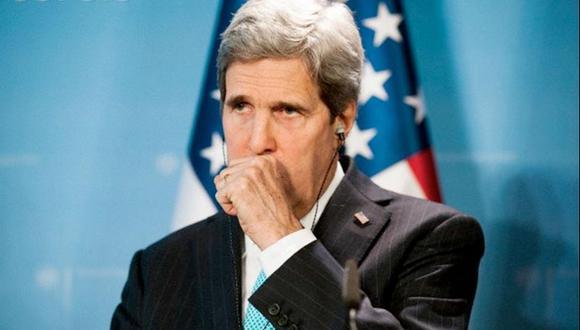John Kerry es hospitalizado tras romperse el fémur en accidente de bicicleta