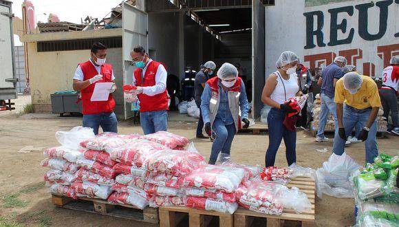 Ica: Diez municipios no transparentan compras de canastas de víveres