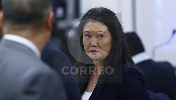 Keiko Fujimori podría recibir una condena de 13 a 16 años de prisión