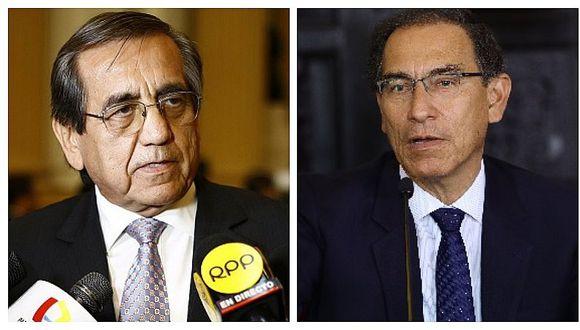 Del Castillo sobre Vizcarra en reunión de Odebrecht: Confirma que presidente sabía que empresa integraba Conirsa