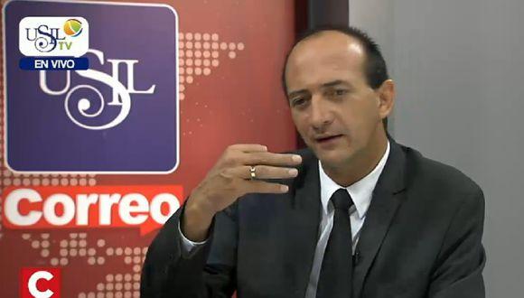 Tierra y Libertad, MAS y Movadef están tras violencia en Apurímac, dice Eguren