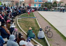 Gestan ola de protestas contra alcaldes y gobernador regional en Juliaca