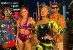 Anna Carina Copello celebra que su tema 'Dónde están' ingrese al 'Hot ranking' de HTV Música (VIDEO)