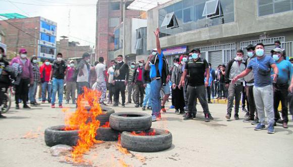 Transportistas volverían a retomar paralización y protestas
