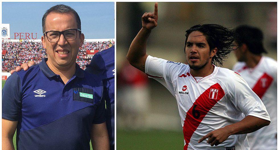 Juan Vargas dio último adiós a Daniel Peredo recordando narración de gol contra Argentina (VIDEO)
