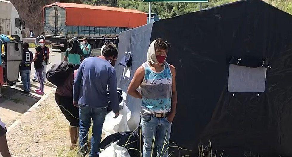 Coronavirus: piden intervención del Gobierno en el límite de Ayacucho y Apurímac