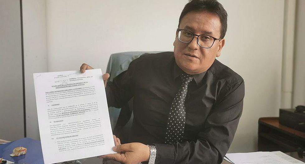 """""""Nulidad del contrato solo depende del gobernador"""""""