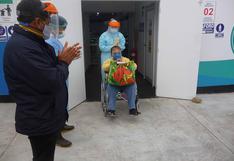 Más de 4200 personas han superado al COVID-19 en Hospital San José