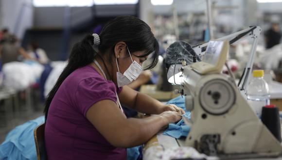Ricardo Márquez, presidente de la Sociedad Nacional de Industrias, comentó que los créditos provenientes de los programas estatales demoran mucho en llegar a las micro, pequeñas y medianas empresas beneficiarias. (Foto: GEC)