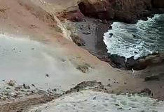 Bañista muere ahogado en playa de Quilca, en Arequipa