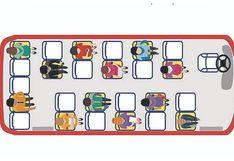 Chimbote: Solo circularán unidades de 25 pasajeros a más