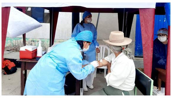 """Megacampañas """"Shullka"""" viene dando resultados en esta provincia del ande. A la fecha registra 211 infectados y 4 fallecidos."""