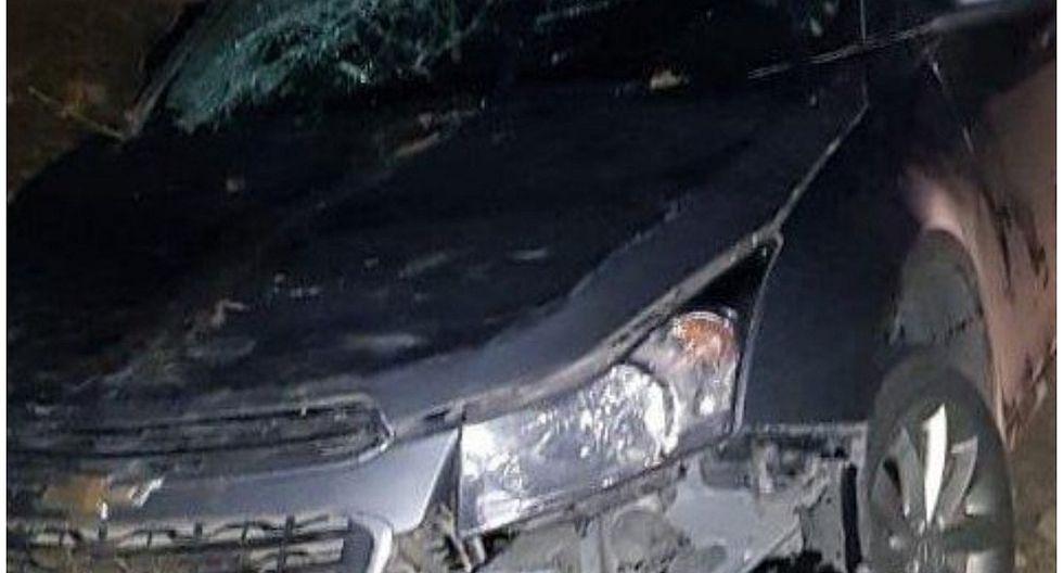 Siete heridos en dos accidentes en la Carretera Central