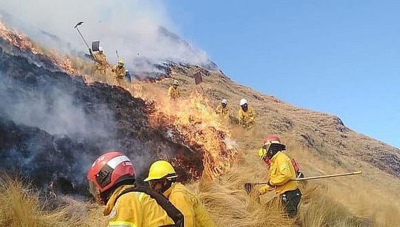 Comité Regional de Incendios Forestales se reúne en Cusco