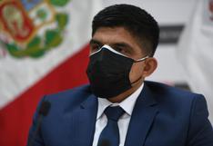 """Ministro del Interior tras muerte de Abimael Guzmán: """"Vamos a perseguir y ser incisivos contra remanentes del terrorismo"""""""