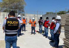 Fiscalía Anticorrupción allana municipalidad por carta fianza falsa