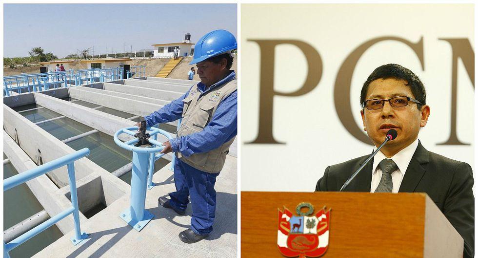 Cerrar brecha del agua en Perú demanda una inversión de S/ 50 mil millones