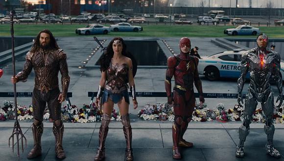 Justice League presenta espectacular nuevo tráiler (VIDEO)