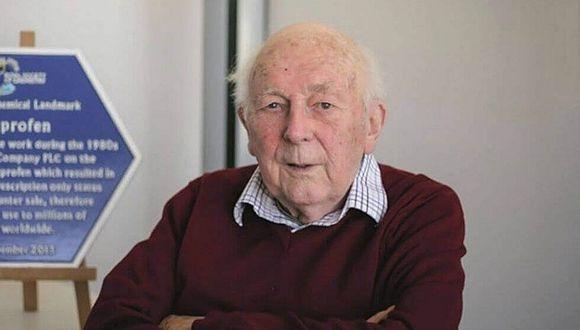 Murió a los 95 años Stewart Adams, el científico creador del ibuprofeno