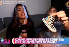 """Korina Rivadeneira aconsejó a Ivana Yturbe por su embarazo: """"Prepárate para ser la mujer más feliz"""""""