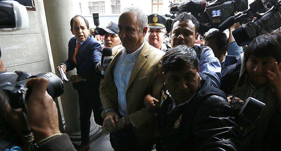 Alex Kouri: Mañana verán recurso de nulidad presentado por ex alcalde