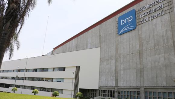 """""""Programa de Literatura Peruana"""": Biblioteca Nacional del Perú anuncia la segunda edición del evento . (Foto: BNP)"""