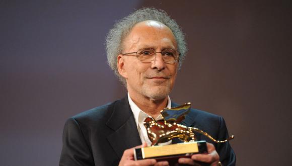 El reconocido cineasta estadounidense Monte Hellman falleció a los 91 años. (Foto: ALBERTO PIZZOLI / AFP)