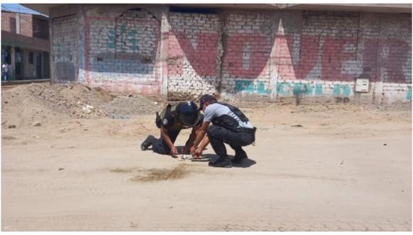 Agentes de la Unidad de Desactivación de Explosivos (Udex) lograron neutralizar y detonar el artefacto explosivo que fue arrojado en una zona muy transitada.