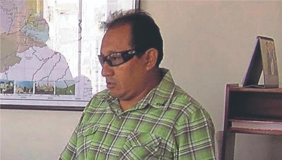 Fiscalía logra condena contra exfuncionario del GRA, William Bejarano Rivera por colusión en obra inconclusa de Álvarez.