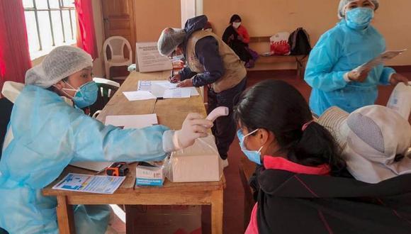 Puno: PIAS Lago Titicaca brinda servicios de salud a 53 comunidades de zona circunlacustre