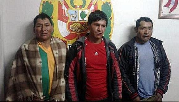 Desarticulan banda dedicada al hurto de vehículos menores en Cusco