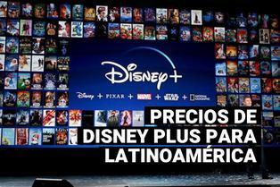 Disney Plus: estos son los precios de la plataforma de streaming para América Latina