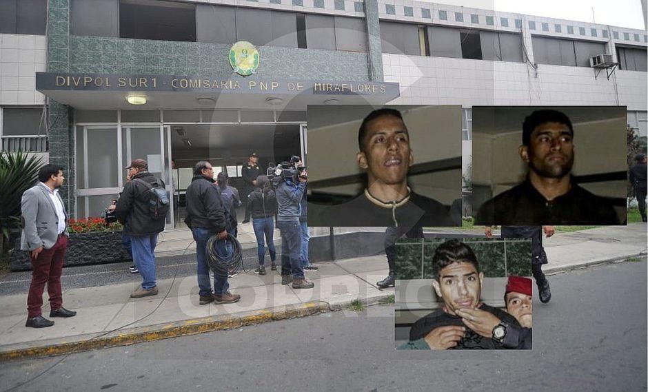 Mininter: Remueven a policías que debieron vigilar a venezolanos que fugaron