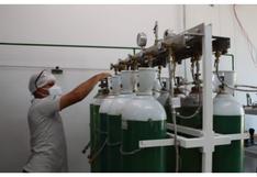 Ponen en funcionamiento planta de oxígeno medicinal de Chepén