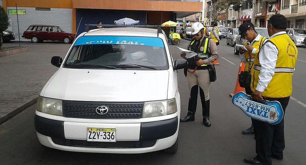 Alcalde pide solución salomónica para taxistas