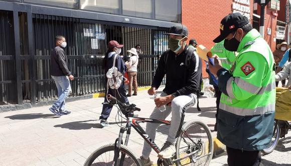 Municipalidad de Huancayo señala que desde la quincena de ese mes recién iniciará los trabajos con más de millón de soles de inversión