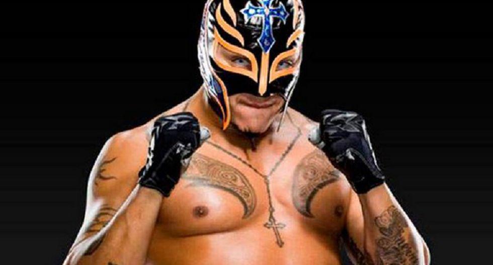 'Rey Mysterio' descarta retiro y participará en homenaje a 'Perro Aguayo Jr.'